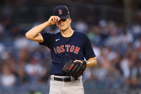 Nick Pivetta lasts just 1 2/3 innings as Red Sox get swept by Yankees after comeback attempt falls short in 5-2loss