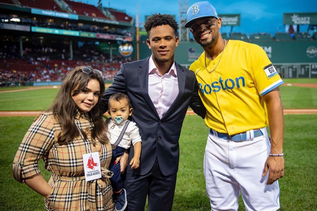 Xander Bogaerts shouts out Red Sox prospect Ceddanne Rafaela for being named organization's Defensive Player of theYear