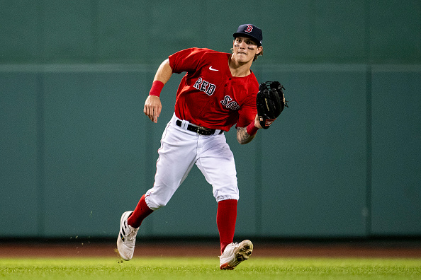 Red Sox outfielder Jarren Duran tests positive forCOVID-19