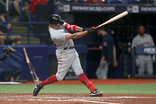 Yairo Muñoz becomes latest Red Sox player to test positive forCOVID-19