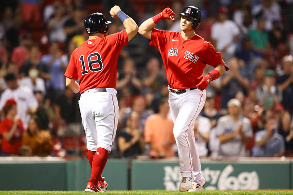Bobby Dalbec homers twice, but Red Sox unable to recover from early pitching woes in 12-7 loss toRays