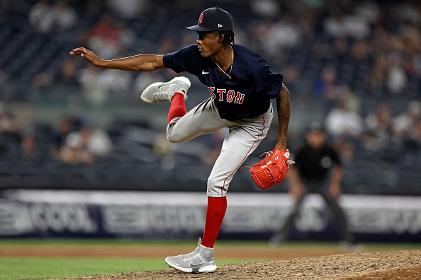 Red Sox place Phillips Valdez on COVID-19 related injured list after reliever tests positive for virus; Brad Peacock selected from Triple-AWorcester