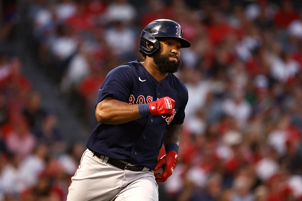 Red Sox place Danny Santana on COVID-19 related injured list after utility man tests positive for virus; Jack López selected from Triple-AWorcester