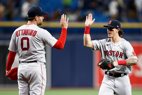 Jarren Duran comes through with game-winning RBI single as Red Sox halt skid with 3-2 victory overRays