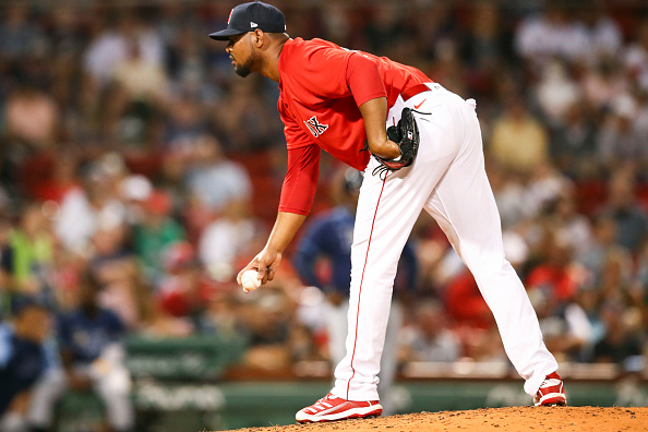 Red Sox lose reliever Michael Feliz on waivers toAthletics