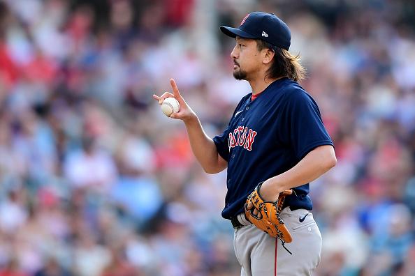 Red Sox roster moves: Hirokazu Sawamura, Austin Davis activated; Brad Peacock, Stephen Gonsalves returned to Triple-AWorcester