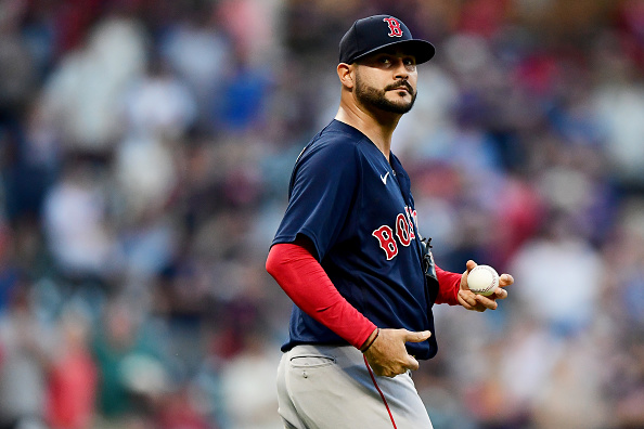 Red Sox activate Martín Pérez from COVID-19 related injured list, return Kaleb Ort to Triple-AWorcester