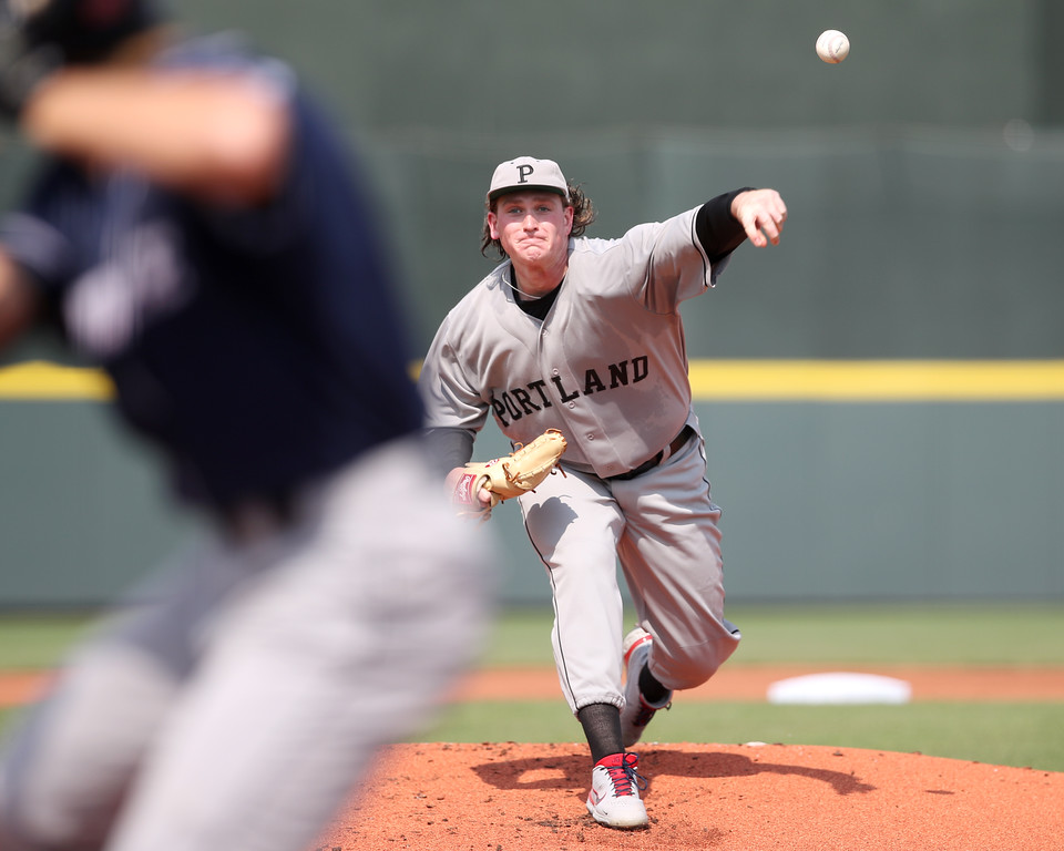 Red Sox pitching prospect Jay Groome has struck out 19 of the first 39 batters he has faced since promotion to Double-APortland