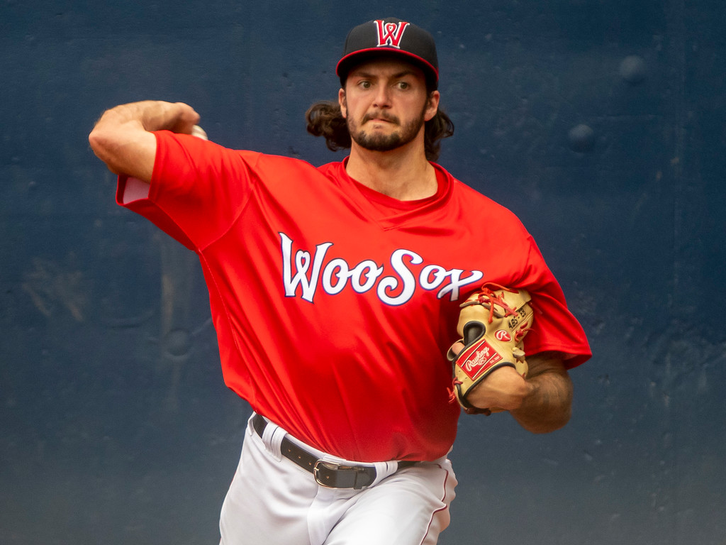 Red Sox call up pitching prospect Connor Seabold for major-league debut Saturday; Brad Peacock returned to Triple-AWorcester