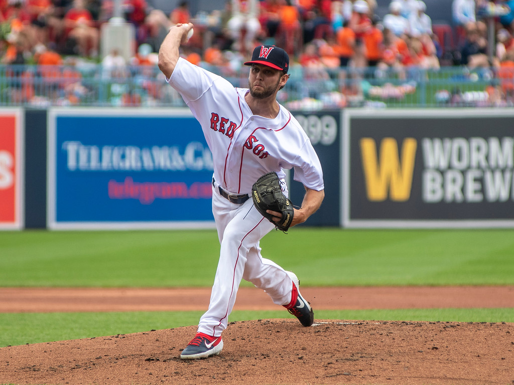 Red Sox scratch pitching prospects Kutter Crawford, Connor Seabold from starts with Triple-A Worcester amid club's COVID-19 issues: 'We got to be prepared,' Alex Corasays