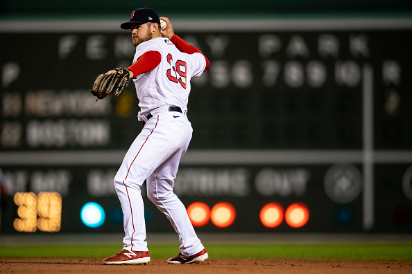 Christian Arroyo expected to start at second base for Red Sox in Wild Card Game againstYankees