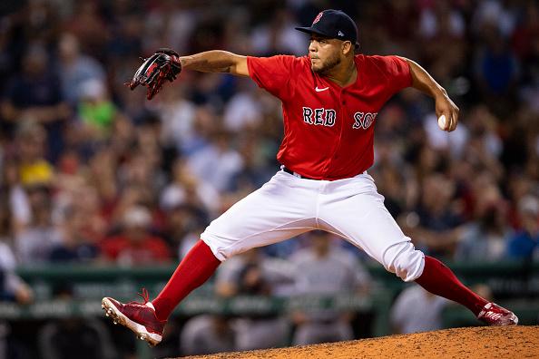 Red Sox set 26-man roster for ALCS vs. Astros: Darwinzon Hernandez, Hirokazu Sawamura added; Matt Barnes, Austin Davis leftoff