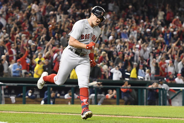 Hunter Renfroe and Bobby Dalbec go back-to-back as Red Sox hold on for 4-2 win overNationals