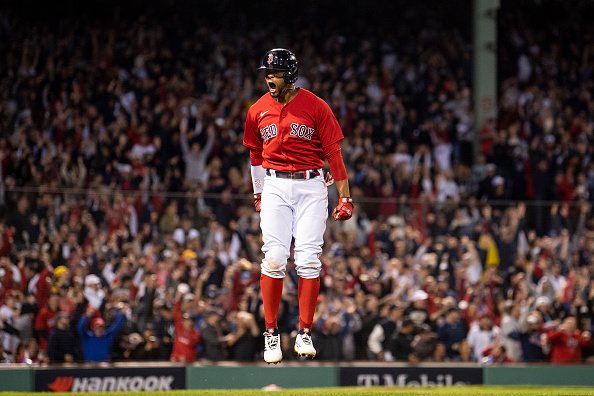 Xander Bogaerts and Kyle Schwarber both homer as Red Sox defeat Yankees, 6-2, in American League Wild CardGame