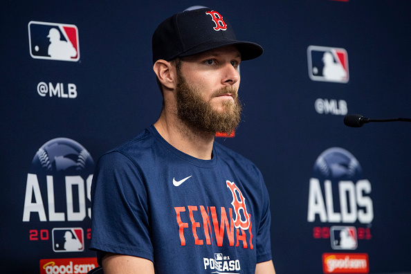 Chris Sale will be available out of bullpen for Red Sox in Game 3 ofALDS