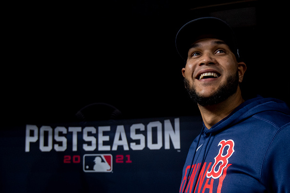 Red Sox tab Eduardo Rodriguez to start Game 3 of ALCS vs. Astros; Nick Pivetta likely to start Game4