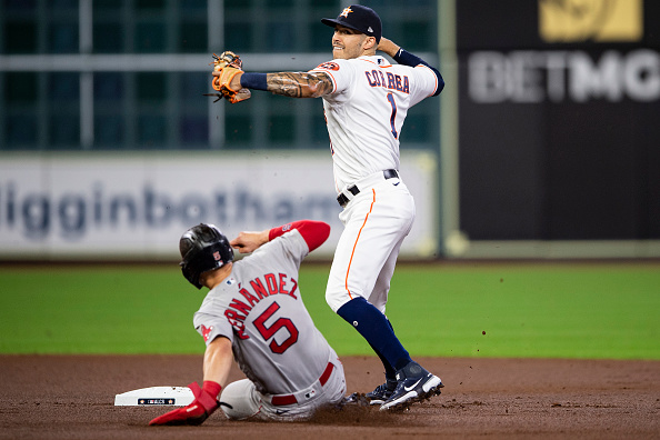Red Sox squander lead, let scoring opportunities go to waste in 5-4 loss to Astros in Game 1 ofALCS