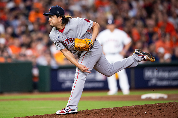 Red Sox' Hirokazu Sawamura 'good to go' for remainder of ALCS despite experiencing right hamstring discomfort earlier thisweek