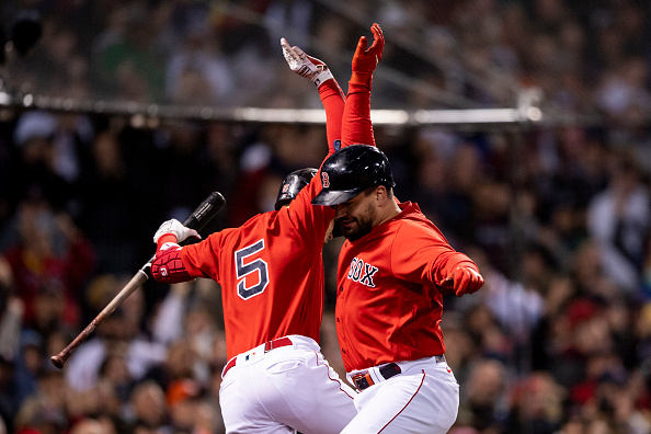 Red Sox sticking with same lineup they used in Game 3 for Game 4 of ALCS vs.Astros
