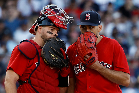 Red Sox' Kevin Plawecki expected to start over Christian Vázquez, catch Nathan Eovaldi in Tuesday's Wild Card Game vs.Yankees