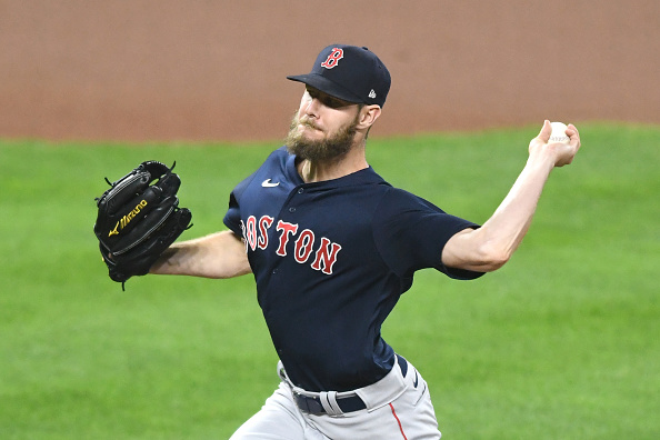 Chris Sale to start Game 1 of ALCS for Red Sox; Nathan Eovaldi will start Game 2 vs.Astros