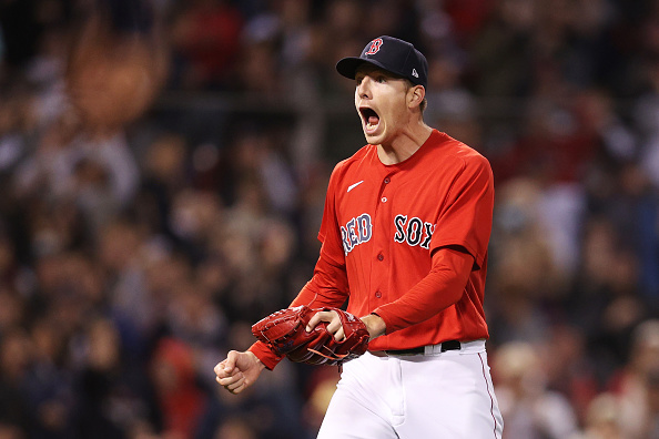 Red Sox' Nick Pivetta to start Game 4 of ALCS vs. Astros opposite ZackGreinke