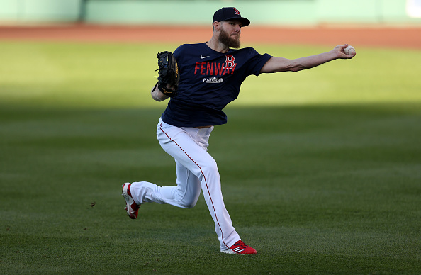 Chris Sale likely to start Game 5 of ALCS for Red Sox, but left-hander will be available out of bullpen for Game 4 vs.Astros