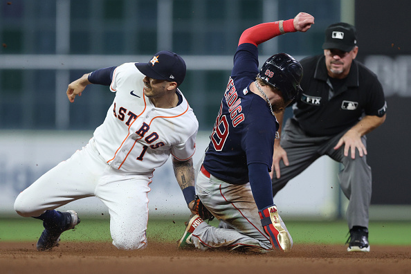 Red Sox eliminated from ALCS following 5-0 shutout loss to Astros in Game6